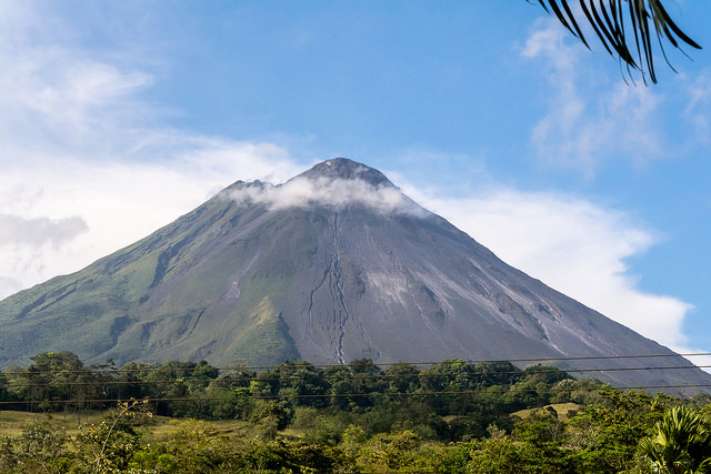 Lesser Known Volcanoes Arenal