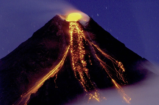 Lesser Known Volcanoe Mayon