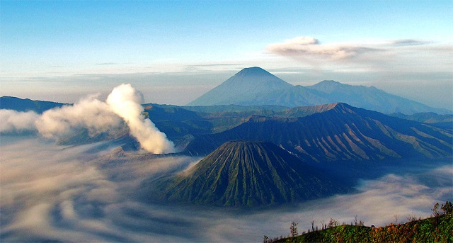 Lesser Known Volcanoes Mount Bromo