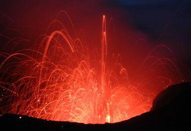 Lesser Known Volcanoes Mount Yasur