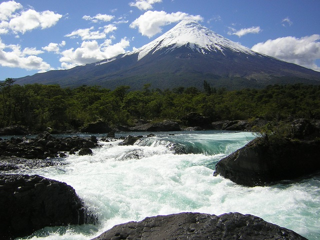 Lesser Known Volcanoes Osorno