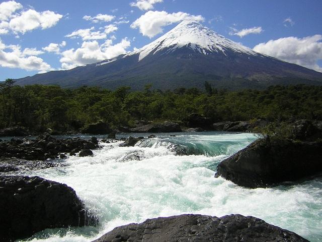 Lesser Known Volcanoes Osorno