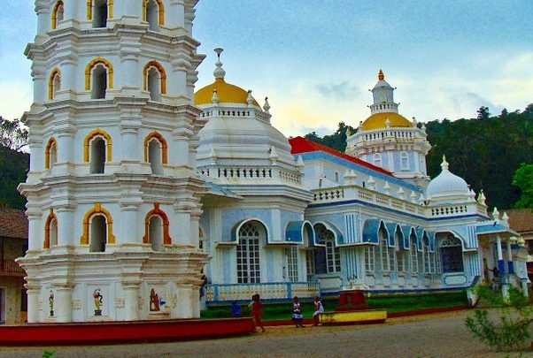 Mangueshi Temple, North Goa