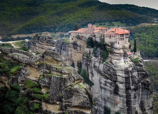 Meteora Visit Once in Your Lifetime