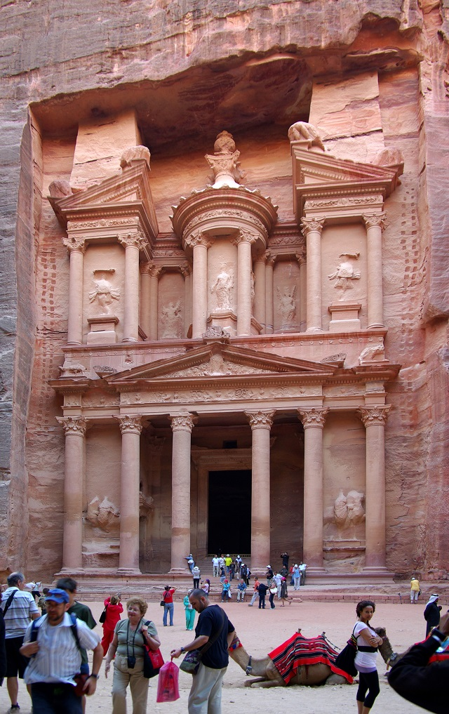 Petra Visit Once in Your Lifetime