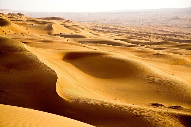 Sharqiya Sands Oman