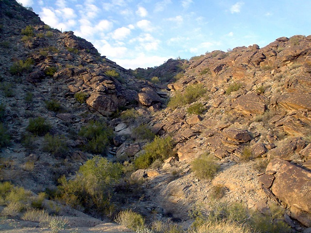South Mountain Park, Phoenix