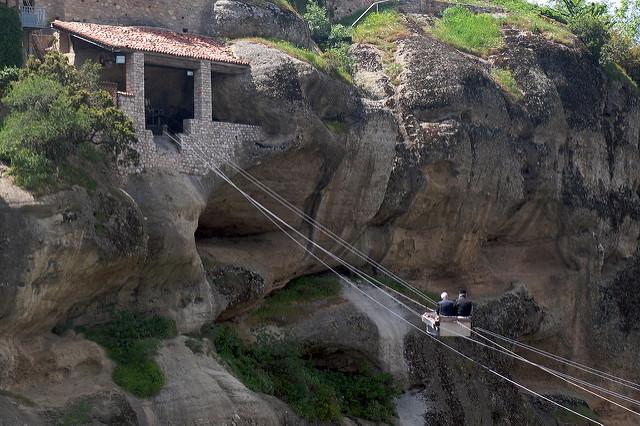cable car service Meteora