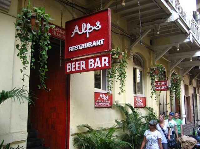 Alps Beer Bars, Colaba