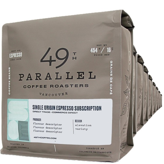 Aromatic Coffee Shops 49th Parallel