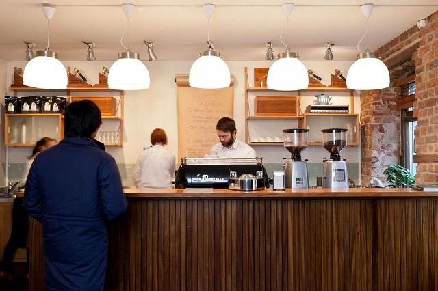 Aromatic Coffee Shops Tim Wendelboe