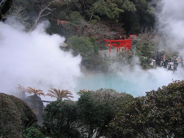 Beppu Natural Geysers