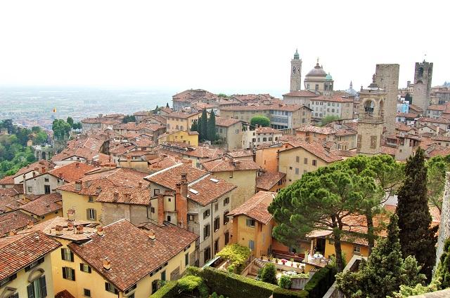 Bergamo, Milan