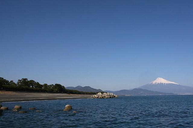 Black Sand Beaches Miho no Matsubara