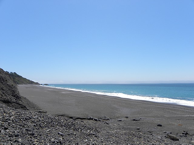 Black Sands Beaches Shelter Cove