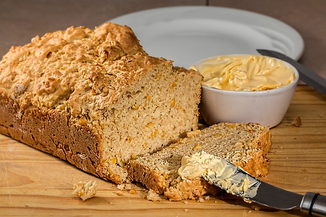 Portuguese Food Broa bread