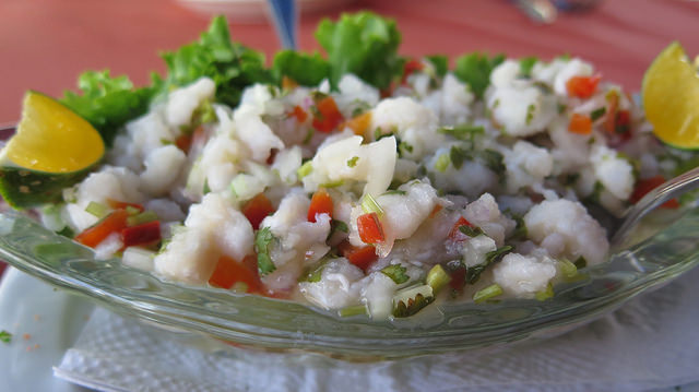 Portuguese Food-Ceviche