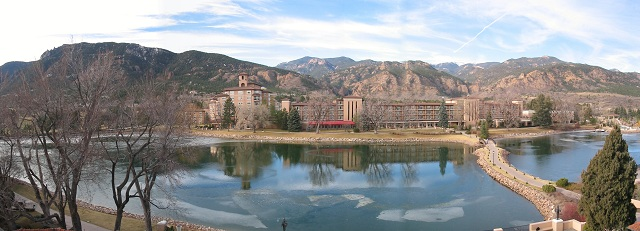 Cheyenne Lake, Colorado Springs
