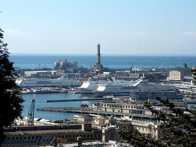 Genova, Milan