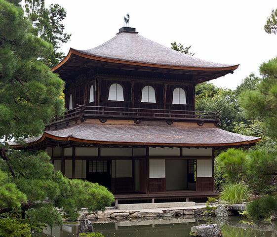 Ginkaku-ji, Zen temple kyoto