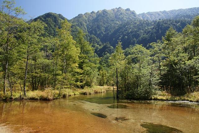 Kamikochi kyoto
