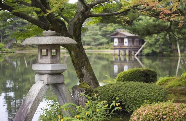 Kenroku-en kyoto