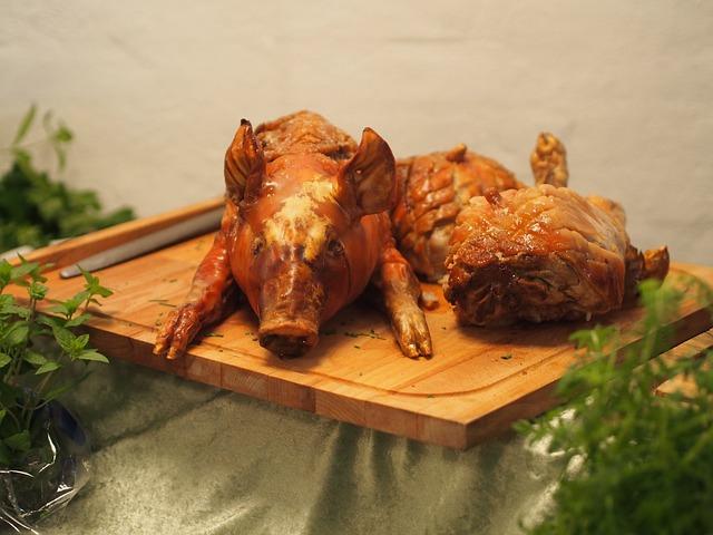 Portuguese Food-Leitao