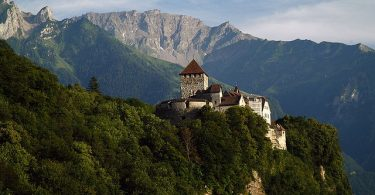 Liechtenstein country with no airport