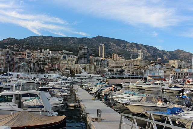 Monaco, country with no airport