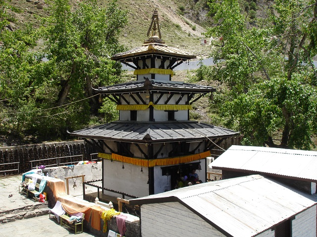 Muktinath Temple, Nepal