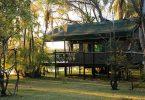 Okavango Delta camp Botswana