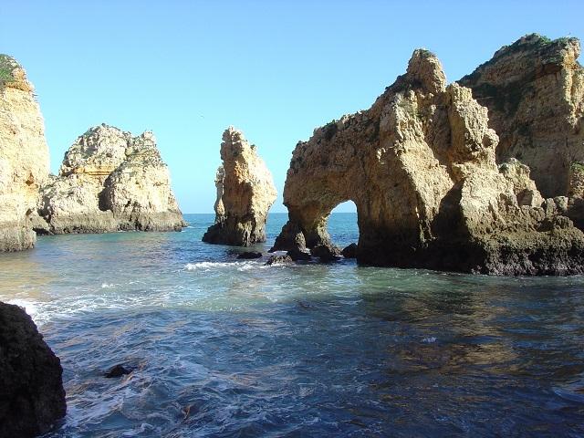 Ponta de Piedade, Algarve Region