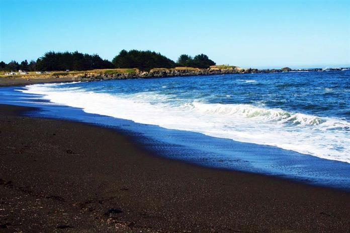 Santo Domingo Black Sand Beaches