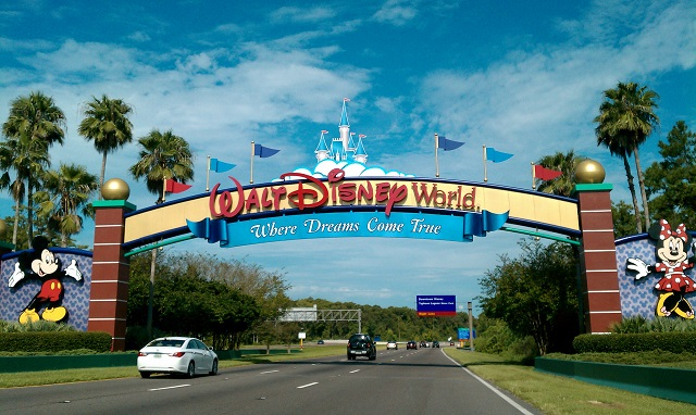 Vacation Hotspots Disney World