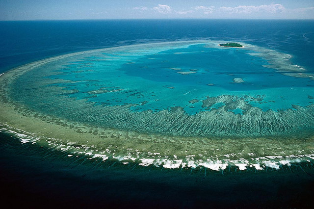 Vacation Hotspots The Great Barrier Reef