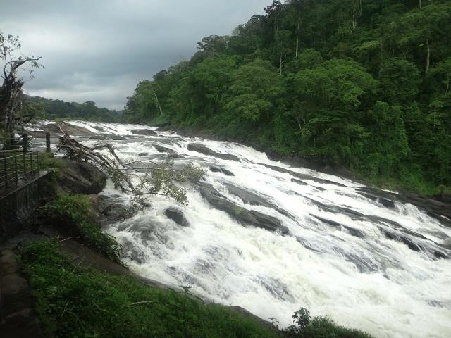 Vazhachal Falls, Kochi