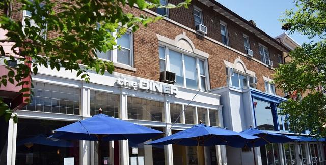 24-Hour restaurant in Washington DC The Diner