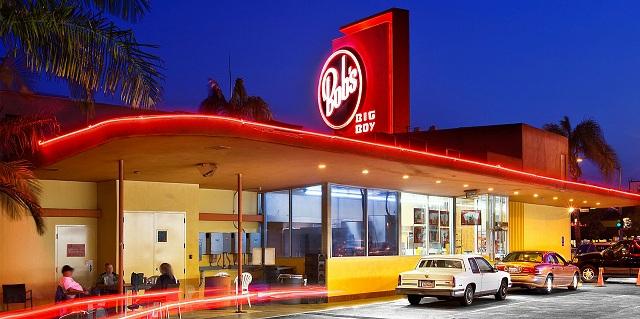 24-Hour restaurants in Los Angeles Bob's Big Boy