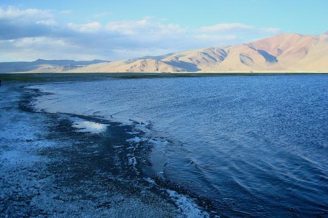 Alpine Lakes in India Tso Kar
