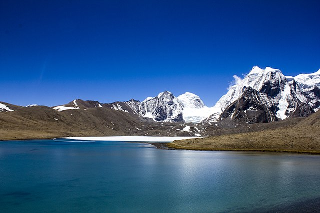 Alpine Lakes in India