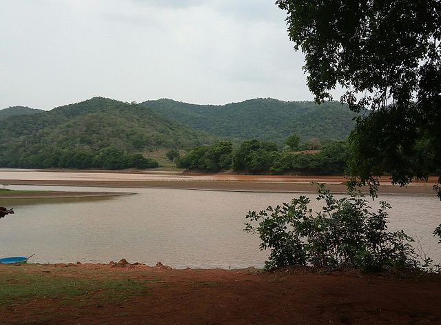 Baralikadu Bhavani River