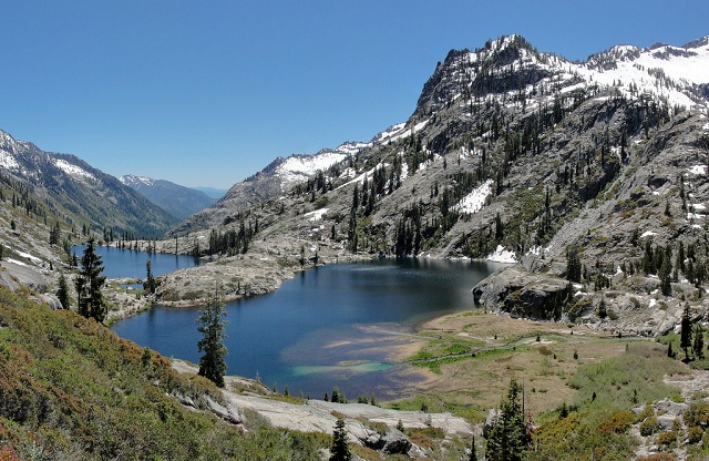 Canyon Creek Lakes