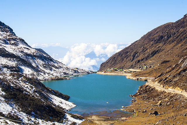Alpine Lakes Changu Lake