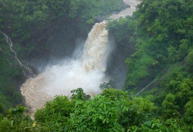 Dabhosa Waterfalls near Mumbai