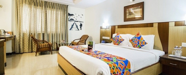Hotels in Bangalore Fabhotel Anand Sagar Inn