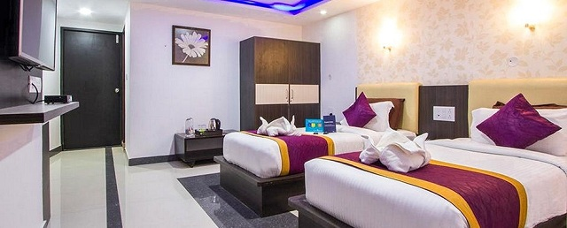 Fabhotel Legacy Brigade Hotels in Bangalore