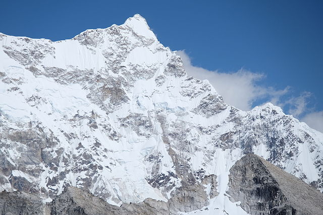 Gangkhar Puensum Unclimbed Mountain