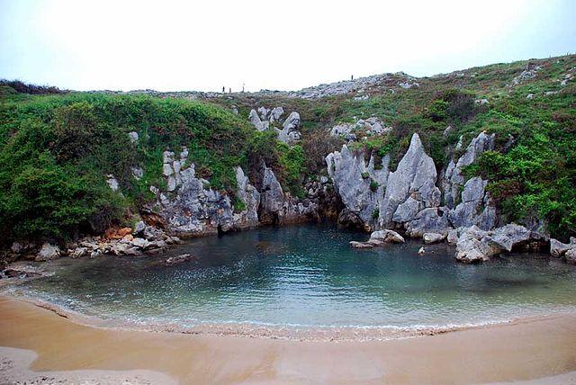 Gulpiyuri Beaches