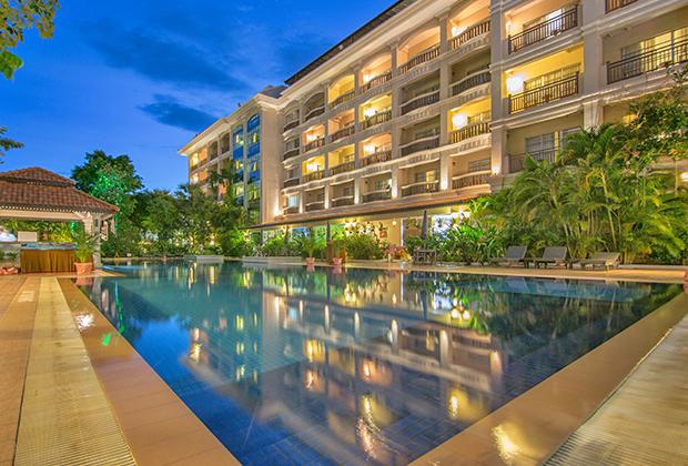 Hotel Somadevi Angkor Resort, Siem Reap