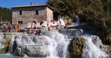 Italy Natural Hot Springs